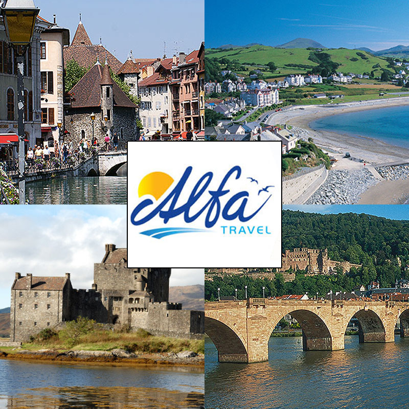 Alpha Travel Coach Holidays in the UK