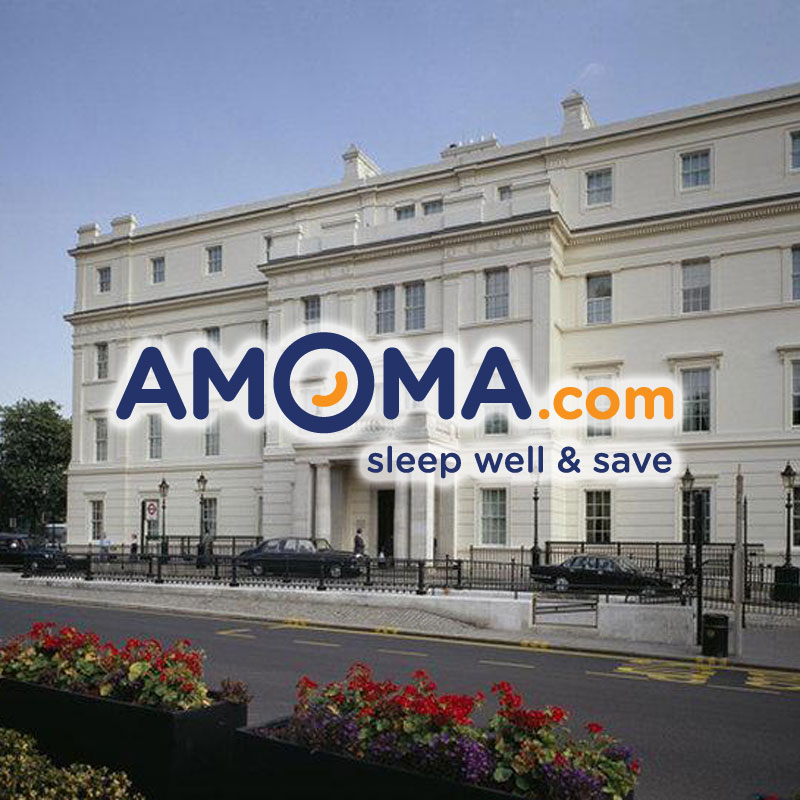 Amoma Hotels - up to 60% discount