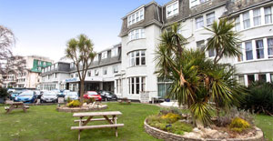 Holiday Hotels in Bournemouth - Briatannia Hotels in Bournemouth