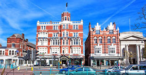 Britannia Hotels in Southport - holidays hotels in britain