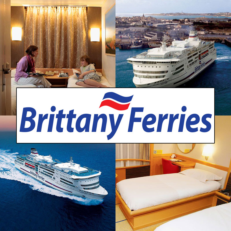 Brittany Ferries Ferry Bookings to France and Spain