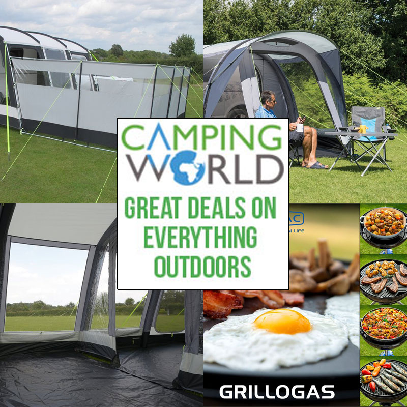Camping World - Everything for the Outdoors