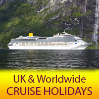 No Fly Cruise Holidays