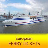 Ferry Tickets to Europe