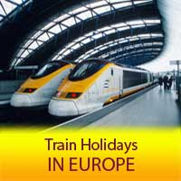 Train Holidays in Europe