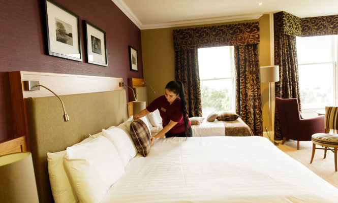 Crieff Hydro Hotel and Self Catering Lodges