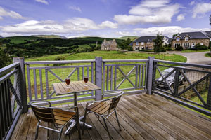 Crieff Hydro Self Catering Lodges, cottages and apartments