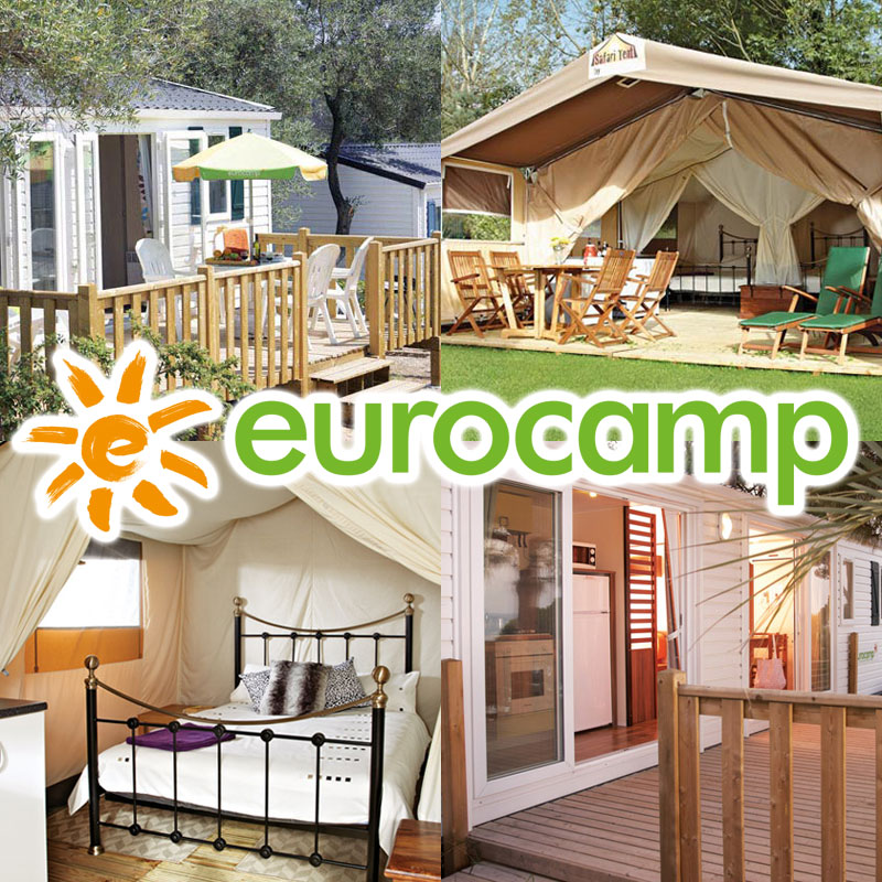 Eurocamp Tent & Mobile Home Holidays