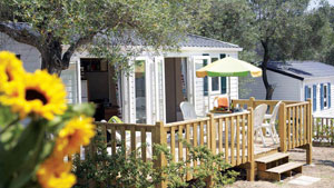 A Eurocamp Mobile Home holiday in Europe