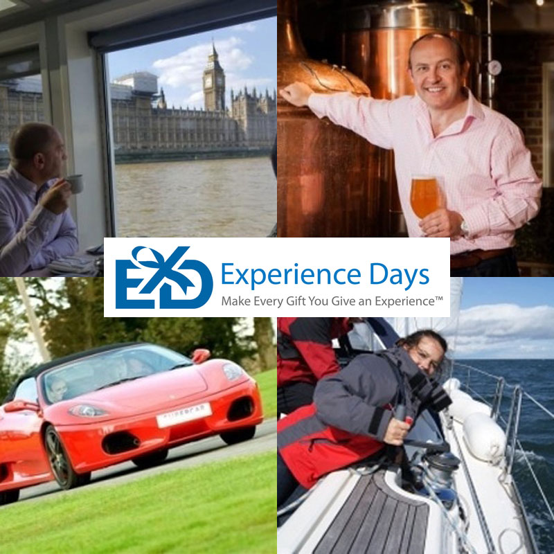 Experience Days Experiences and Day Out in UK