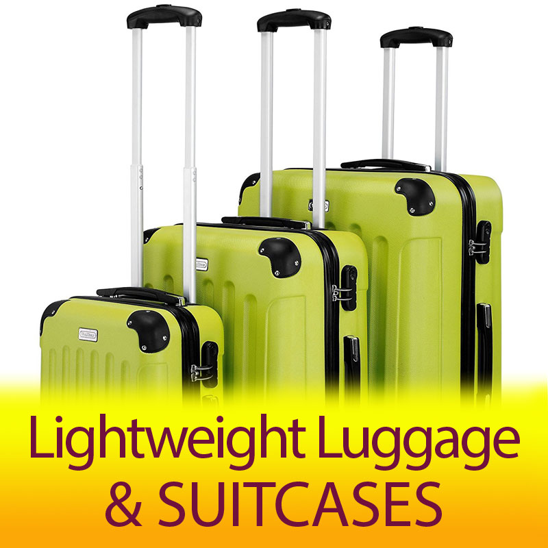 Lightweight Luggage and Suitcases