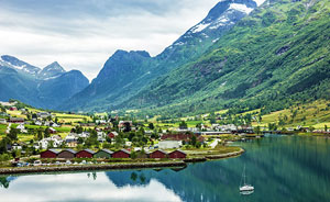 Just Go Holidays No Fly Cruises - Majestic Fjords holiday cruise to Norway