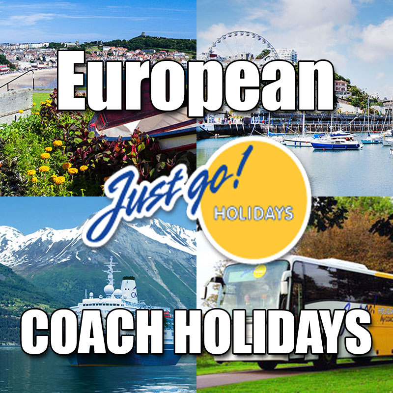 Just Go European Coach Holidays