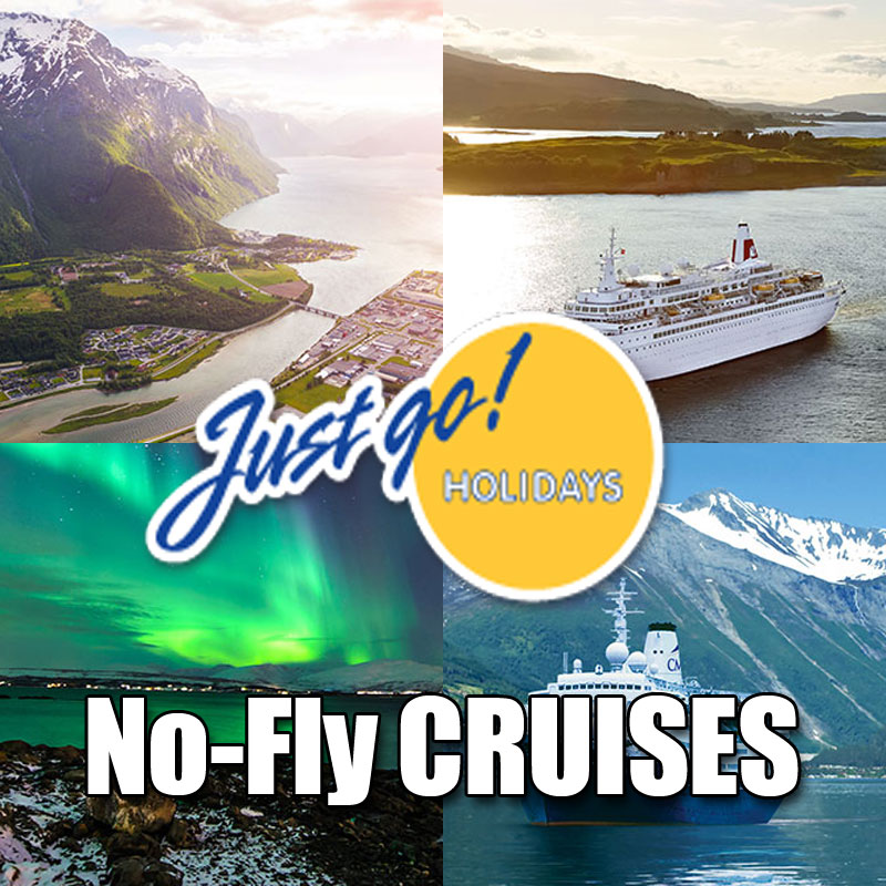 Just Go Holidays No Fly Cruises