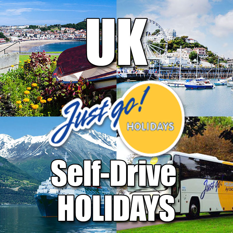 Just Go British Self Drive Holidays