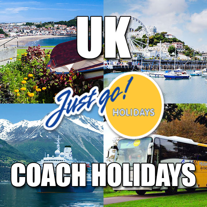 Just Go Holidays British Coach Holidays