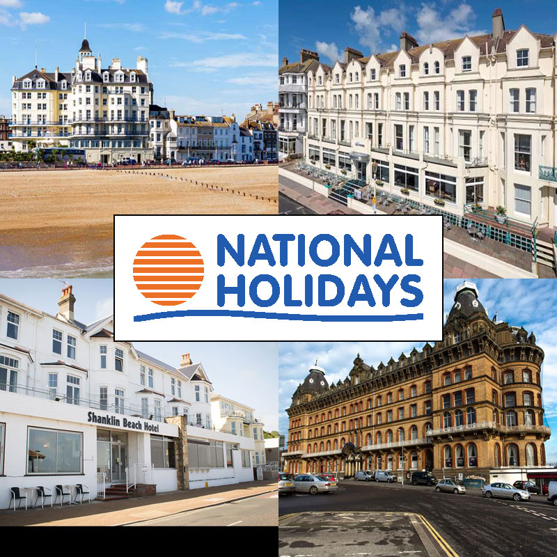 National Holidays - Coach Holidays in the UK