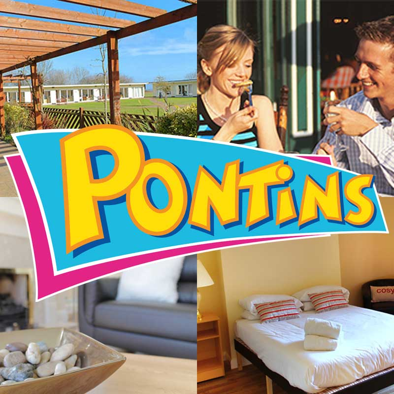 Pontins Holiday Parks - Holiday fun for all the family