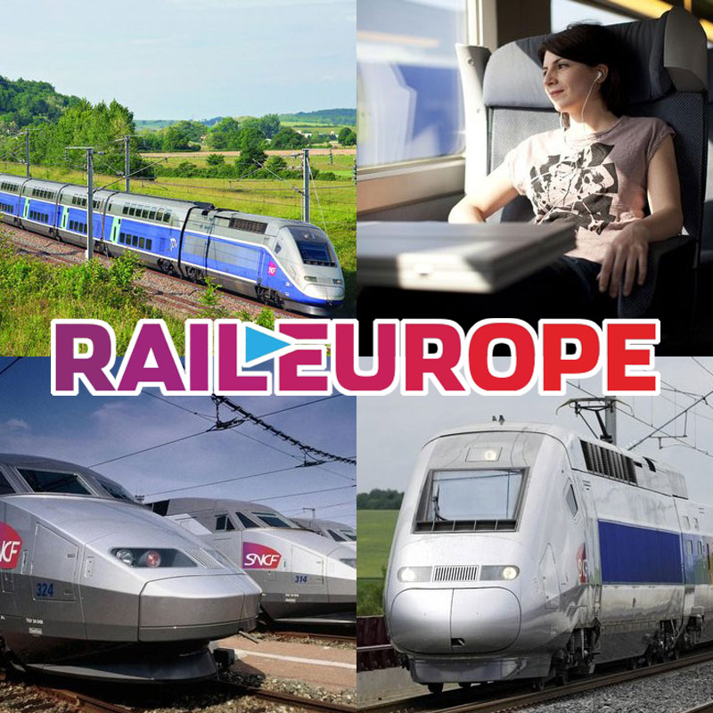 Rail Europe - Holidays by Train in Europe