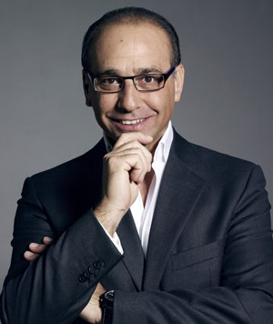 Theo Paphitis started Red Letter Days Expeiences and Day Out with Peter Jones of Dragon's Den fame