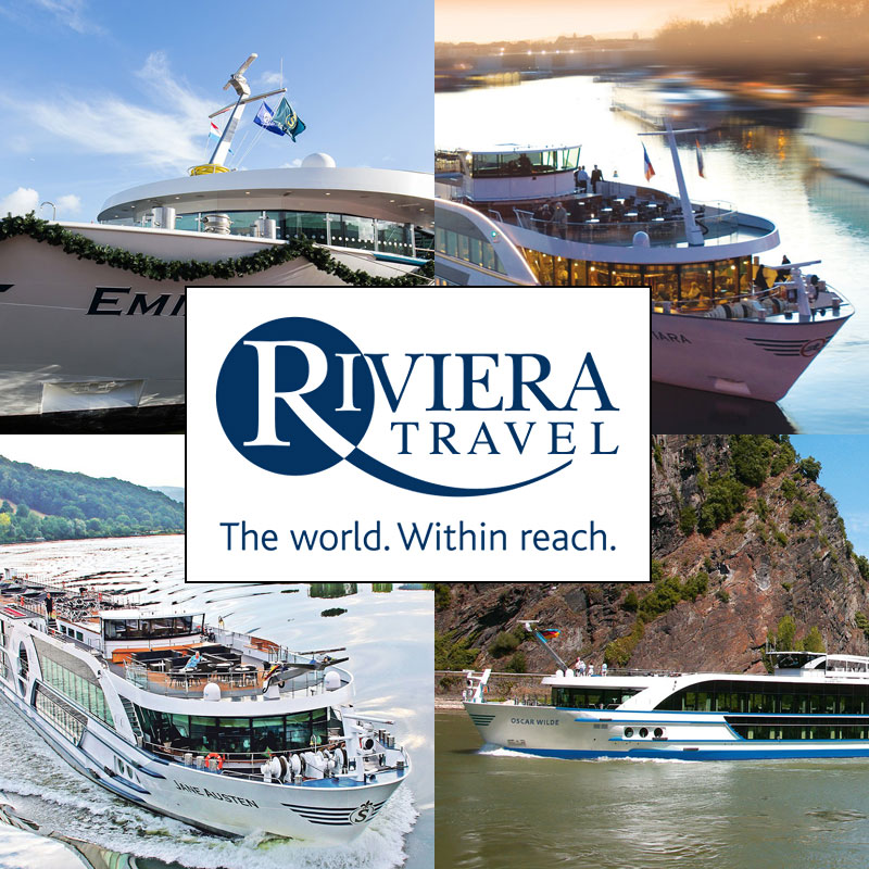 Riviera Travel River Cruises in Europe