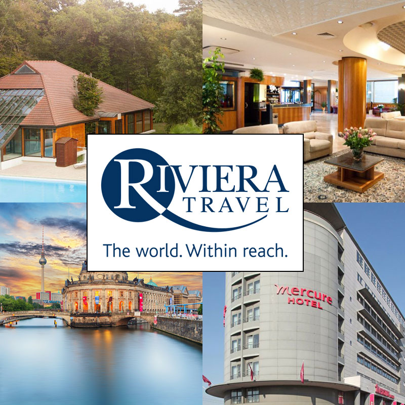 Riviera Travel No-Fly Holidays