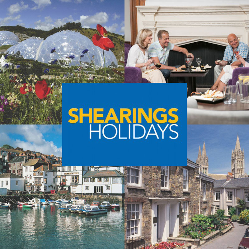 Shearings Coach Holidays in the UK