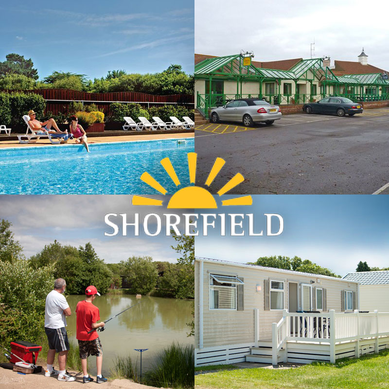 Shorefield Holiday Parks on the South Coast