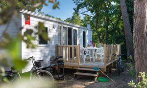 Siblu Holiday Parks in France - mobile home and camping holidays