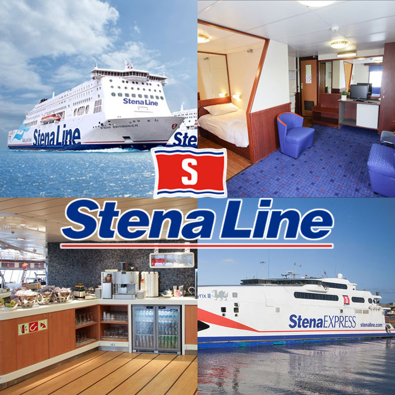Stena Line Ferry Crossings