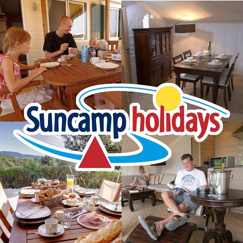 Suncamp Camping and Mobile Home Holidays