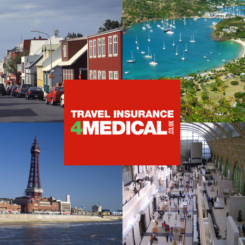 Travel Insurance 4 Medical for medical conditions