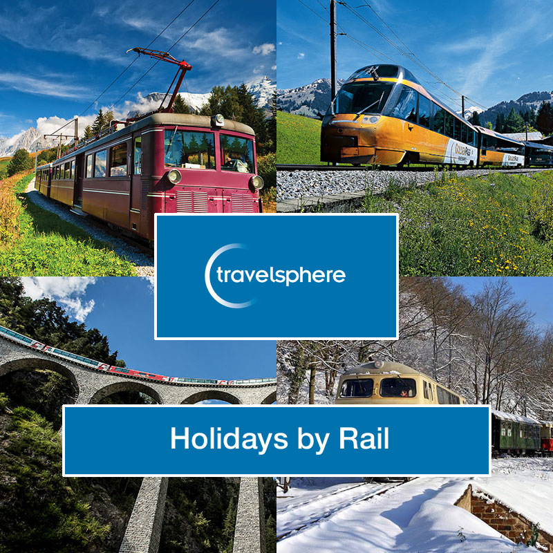 Travelsphere Escorted Rail Holidays